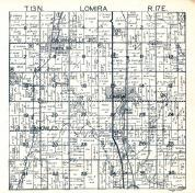 Lomira Township, Brownsville P.O., Thetis Sta., Knowles, Dodge County 192x